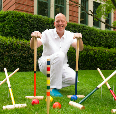 Mayor's Croquet Tournament: Rallies Politicians and Business Community for Playful Game of Croquet for a Cause