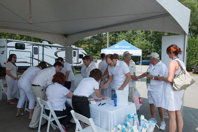 2015 Mayor's Croquet Tournament