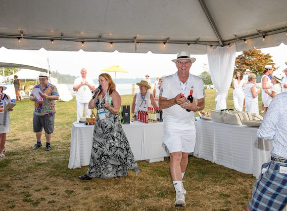 2015 Mayor's Croquet Tournament
