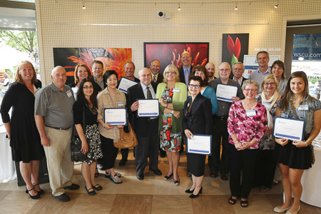 2014 Granting Awards Celebration