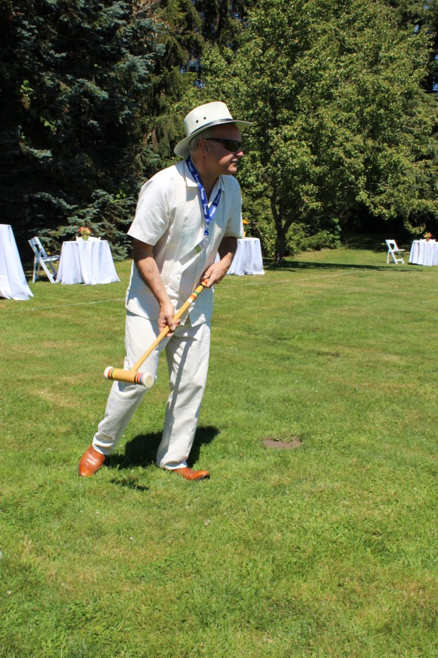 Mayor's Croquet Tournament – 2016