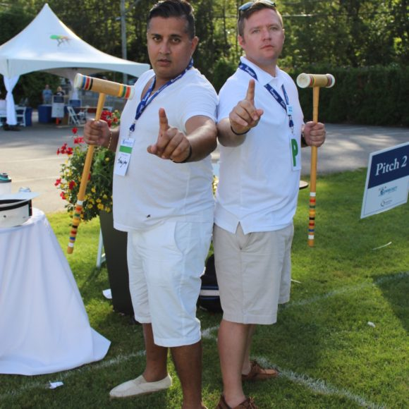 2016 Mayor's Croquet Tournament