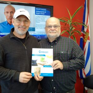 Meeting with Ron McKinnon, MP