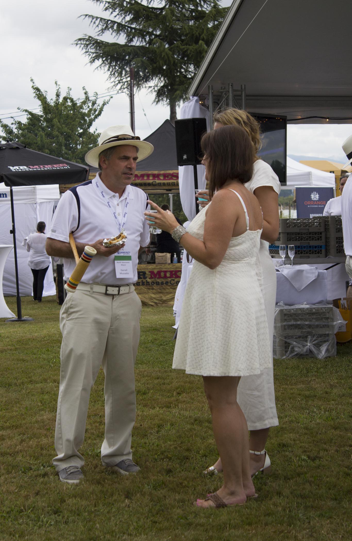 2017 Mayor's Croquet Tournament