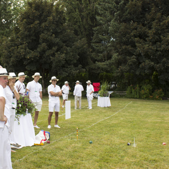 2017 Mayor's Croquet Tournament