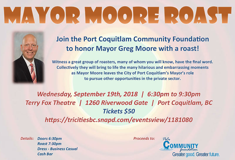 Mayor Moore Roast